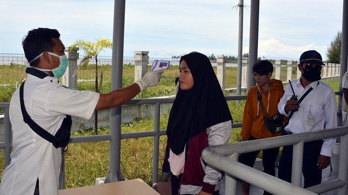 Warga Simeulue Berduyun-duyun Pulang Kampung Akibat Corona, Sejak 3 Pekan Terakhir Kapal Padat