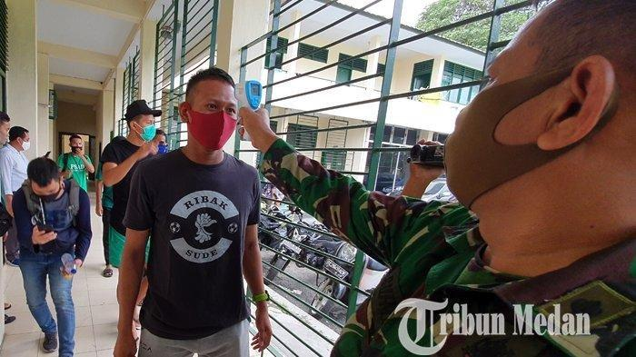 Hasil Rapid Test Pemain Negatif, PSMS Medan Langsung Gelar Latihan