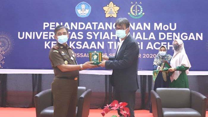 Unsyiah Jalin Kerja Sama dengan Kejati Aceh