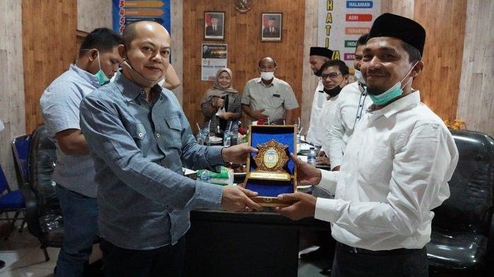Siskeudes Online Aceh Besar Jadi Bahan Study DPRD Langkat