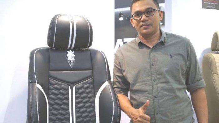 Interior Trimmer Asal Aceh Kembali Ramaikan Pameran Mobil Bertaraf Internasional GIIAS 2018