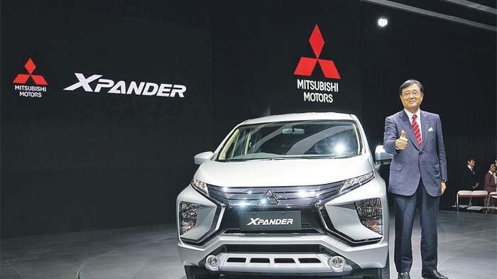 Mitsubishi Akan Produksi Xpander Bermesin Hybrid, Gabungan Baterai dan Bensin