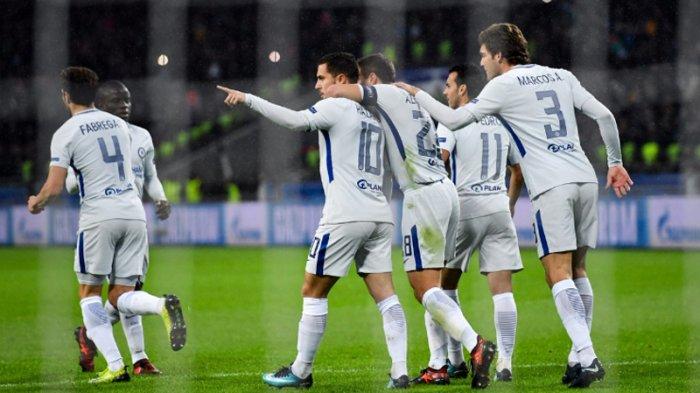 Hasil Pertandingan Liga Champions Kamis 23 November Dini Hari, Barcelona dan Chelsea Lolos