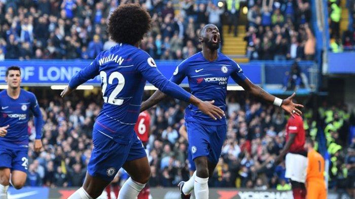 Ini Susunan Pemain Chelsea vs Everton, Misi Menjaga Rekor tak Terkalahkan di Semua Kompetisi