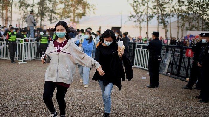 China Melaporkan 64 Kasus Baru Virus Corona, Varian Delta Mulai Menyebar di Nanjing