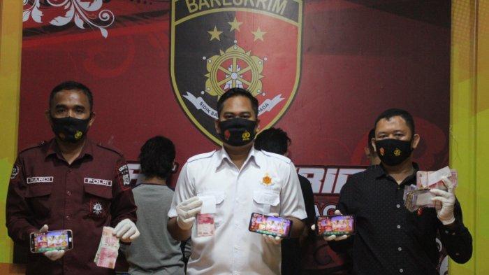 Lagi, Personel Opsnal Satreskrim Polresta Ringkus Penjual Chip, Agennya Anak di Bawah Umur