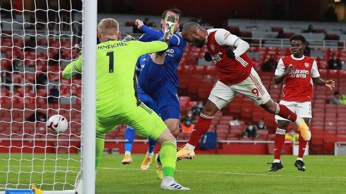 Hasil Liga Inggris - Leicester City Salip Liverpool, Chelsea Tertatih Menang dari Fulham
