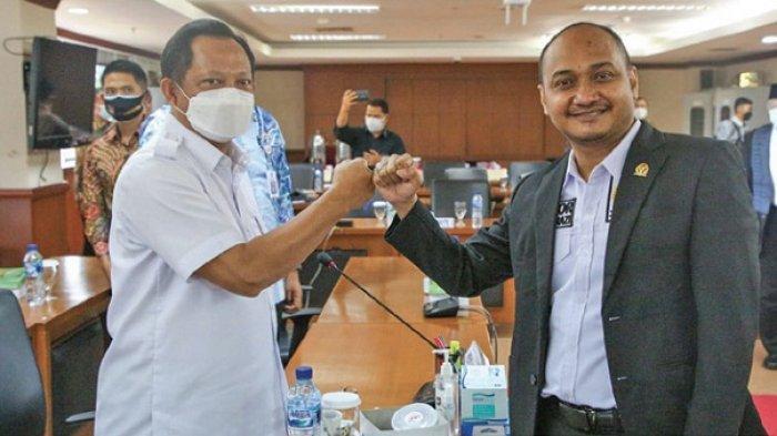 Ketua Komite I DPD RI, Fachrul Razi Pimpin Rapat, Ini Kesimpulan Raker dengan Mendagri