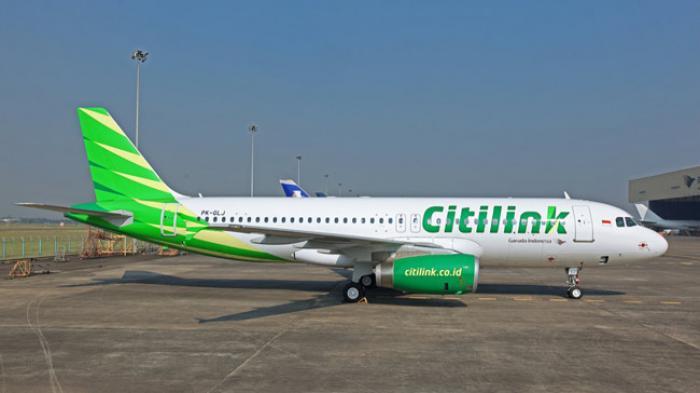 Maskapai Citilink Indonesia Mulai Terbang 8 Mei 2020