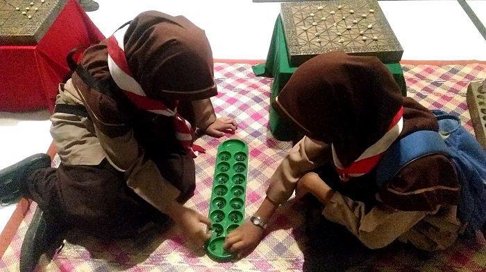 Yuk! Bernostalgia dengan Permainan Tradisional Masa Kecilmu di Museum Aceh