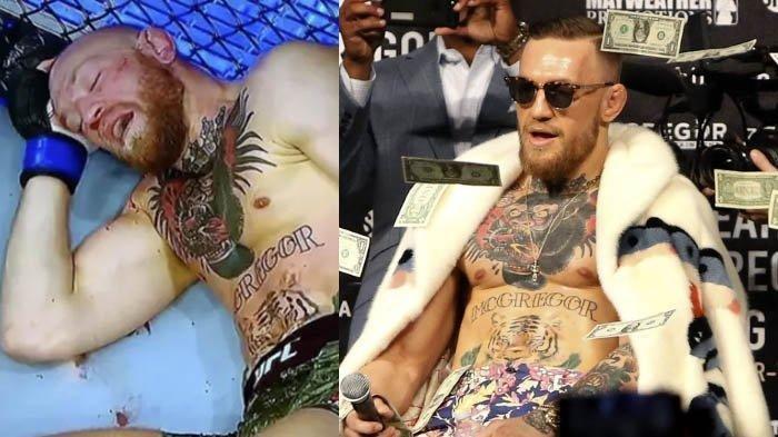 Sesumbar Minta Dua Sabuk Spesial ke UFC, Conor McGregor Dituding Bertarung untuk Uang Semata
