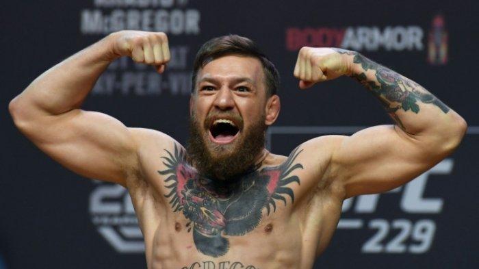 Jika Duel Trilogi Batal, Conor McGregor Ditantang Suksesor Khabib Nurmagomedov