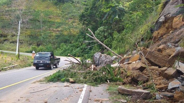Hati-hati! Jalan Bireuen-Takengon Rawan Longsor, Tingkatkan Kewaspadaan Saat Memasuki Cot Panglima