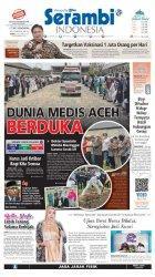 Cover 'Dunia Medis Aceh Berduka' Antar Serambi Raih Anugerah IPMA 2021