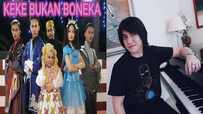 Lagu Kekeyi 'Keke Bukan Boneka' Dihapus Youtube, Kevin Aprillio: Kamu Pencipta Lagu Hebat