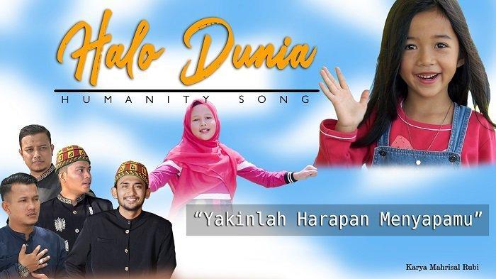 Pencipta Himne Aceh, Mahrisal Rubi Persembahkan Lagu untuk Kemanusiaan Covid-19