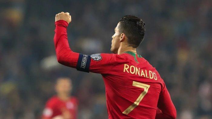 Cetak 700 Gol, Christiano Ronaldo Ucapkan Terima Kasih pada Rekan Setim dan Pelatih