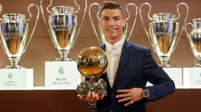 Rekor Baru Cristiano Ronaldo, Manusia Pertama Miliki 500 Juta Pengikut di Media Sosial