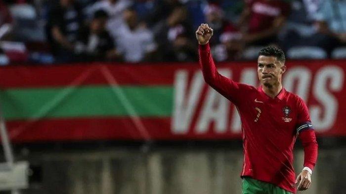 Rekor Cristiano Ronaldo, Tak Pernah Berhenti Bikin Gol, Cetak Hattrick Ke-58 untuk Klub dan Timnas
