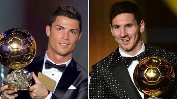 Cristiano Ronaldo Sebut Dirinya Lebih Hebat dari Lionel Messi, Ini Alasannya