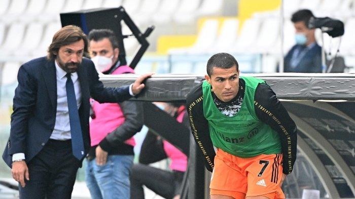 Juventus Ditahan Tim Papan Bawah, Pirlo Luapkan Kekecewaan dan Akui Butuh 'Magis' Ronaldo