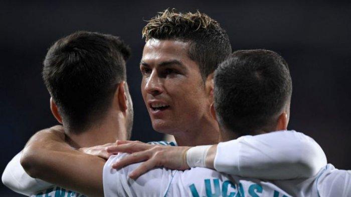 Saat Eksekusi Penalti Kontrovesial ke Gawang Juventus, Cristiano Ronaldo Deg-degan