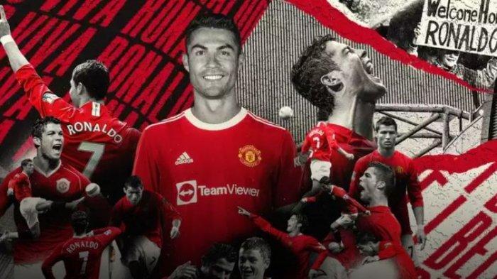 Sebelum Debut di Manchester United, Cristiano Ronaldo Jalani 3 Laga Bersama Timnas Portugal
