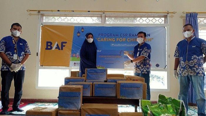 Mantap! Aceh Masuk Program 'Caring for Children' PT BAF Bersama 17 Kota Lain di Indonesia