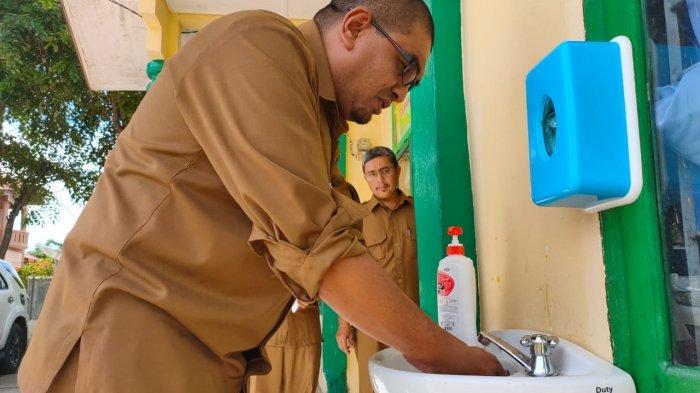 Kemenag Aceh Cek Protokol Kesehatan di Kantor Urusan Agama, Ini Pesannya