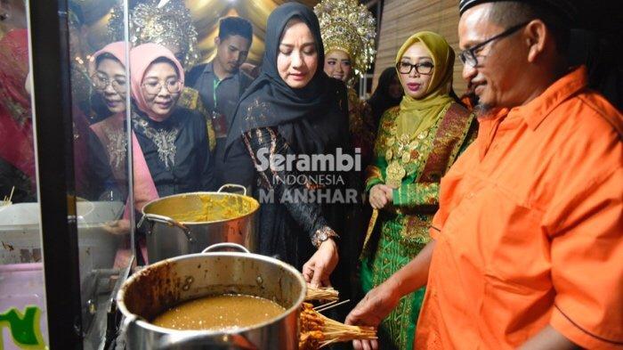 FOTO - FOTO: Malam Pembukaan Aceh Culinary Festival 2019 - culinary4.jpg