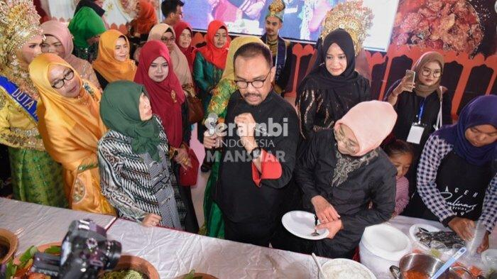 FOTO - FOTO: Malam Pembukaan Aceh Culinary Festival 2019 - culinary6.jpg