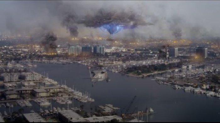 Sinopsis Film Beyond Skyline, Tayang di Bioskop Trans TV Malam Ini: Aksi Iko Uwais dkk Lawan Alien