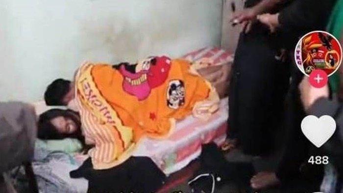 Viral Video Pasangan Gancet disebut Azab Berzina sampai Minta Bantuan Ustaz, Ini Faktanya