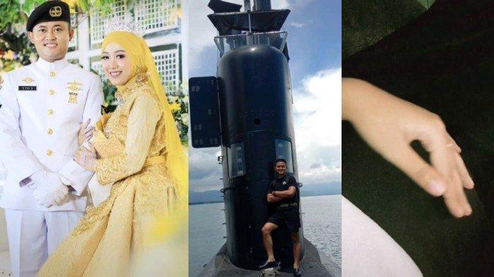 Curhat Pilu Istri ABK KRI Nanggala 402 Kini Sedang Hamil: Sayang Harus Kuat Bisa Naik Kepermukaan Ya