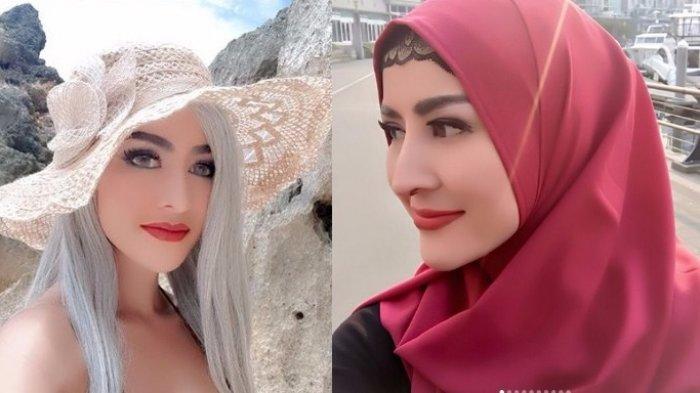 Cynthiara Alona Buat Heboh Dunia Hiburan Usai Lepas Jilbab, Berani Unggah Pose Seksi di Instagram