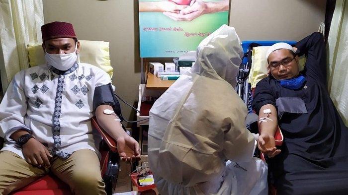 Selama Ramadhan, UDD PMI Aceh Utara Berhasil Kumpulkan Darah 508 Kantong