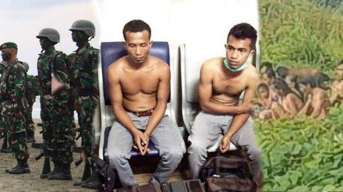 BERITA POPULER - Daftar Gaji TNI AD, 2 Pria Aceh Ditangkap di Kualanmu hingga Ritual Mandi Telanjang