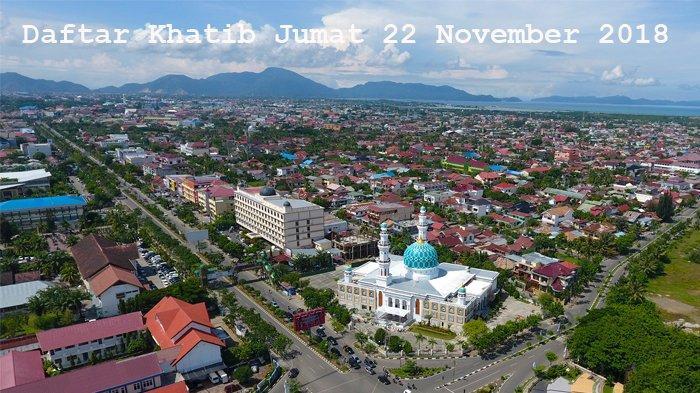 Daftar Khatib Jumat 22 November 2018 di Banda Aceh, Dr Ajidar Matsyah di Masjid Al Makmur Lampriek