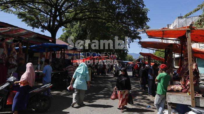 FOTO-FOTO : Hari Pertama, Ini Harga Daging Meugang di Banda Aceh - daging-meugang-5.jpg