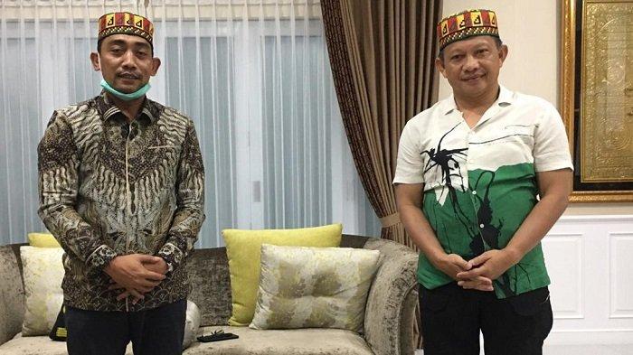 Ketua DPRA Dahlan Jamaluddin Temui Mendagri Tito Karnavian, Ini yang Dibahas
