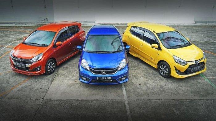 Daftar Harga Mobil Baru Murah Juni 2021 Mulai Rp 100 Jutaan, Toyota Agya hingga Honda Brio