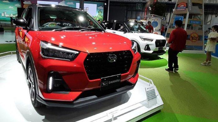 Rocky Hybrid Siap Meluncur Tahun Ini, Daihatsu Siap Segarkan Mobil