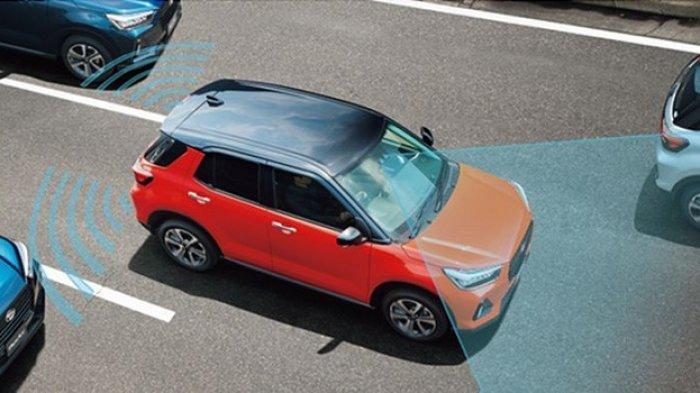 Daihatsu Rocky telah dibekali fitur adaptif cruise control