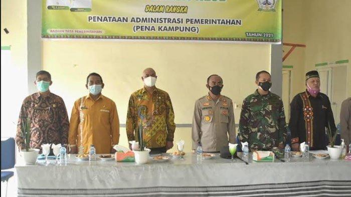 Jalin Silaturahmi, Plt Bupati Dailami Kunker Ke Kecamatan Mesidah