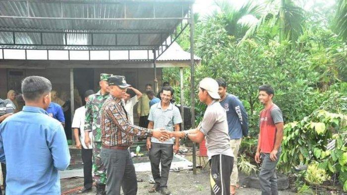 Plt Bupati Dailami Kunjungi Warga Pedalaman Pantanlah, Pastikan Kampung Itu Masuk Bener Meriah