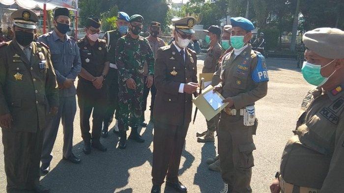 Bupati Bireuen Harapkan Satpol PP dan WH Layani Masyarakat Secara Humanis