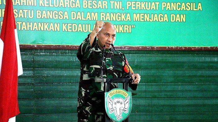 Dandim 0101/BS Minta Keluarga Besar TNI Buka Wawasan