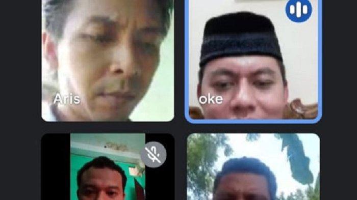 Jalin Silahturrahmi Bersama Prajurit, Dandim Aceh Utara Gelar Halal bi Halal Secara Virtual