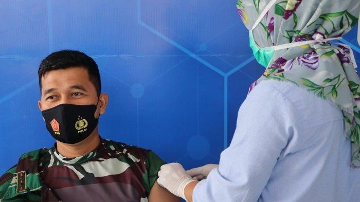 Dandim 0104/Aceh Timur:  Percayalah, Suntik Vaksin Itu Halal dan tak Punya Efek Buruk