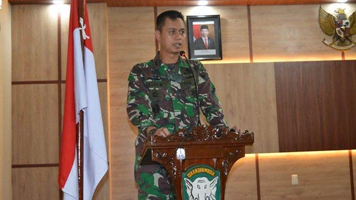 Memasuki Tahun 2021, Ini Arahan Dandim Aceh Utara KepadaDanramil Jajaran